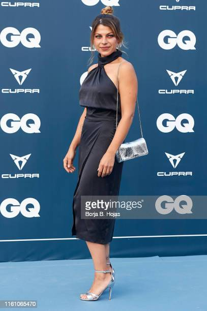 Thais Blume attends GQ 25th anniversary party on July 09 2019 in Madrid Spain
