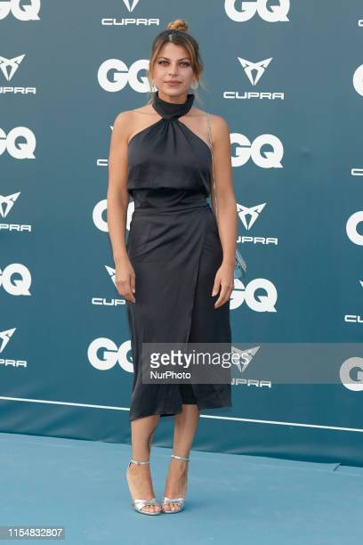 Thais Blume attends the GQ Magazine 25th Aniversary at La Zarzuela Racecourse in Madrid Spain on Jul 9 2019