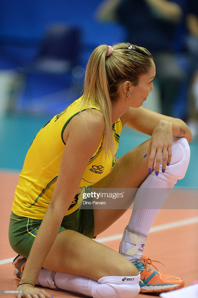 Brazil v Bulgaria - FIVB Women's World Championship