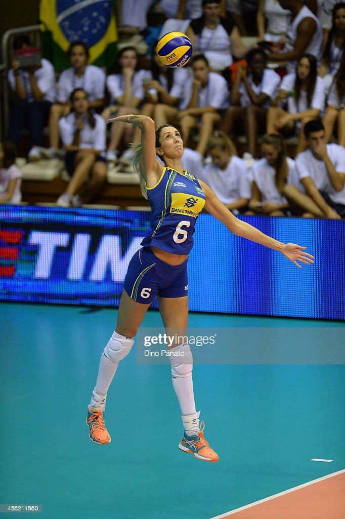 Brazil v Turkey - FIVB Women's World Championship
