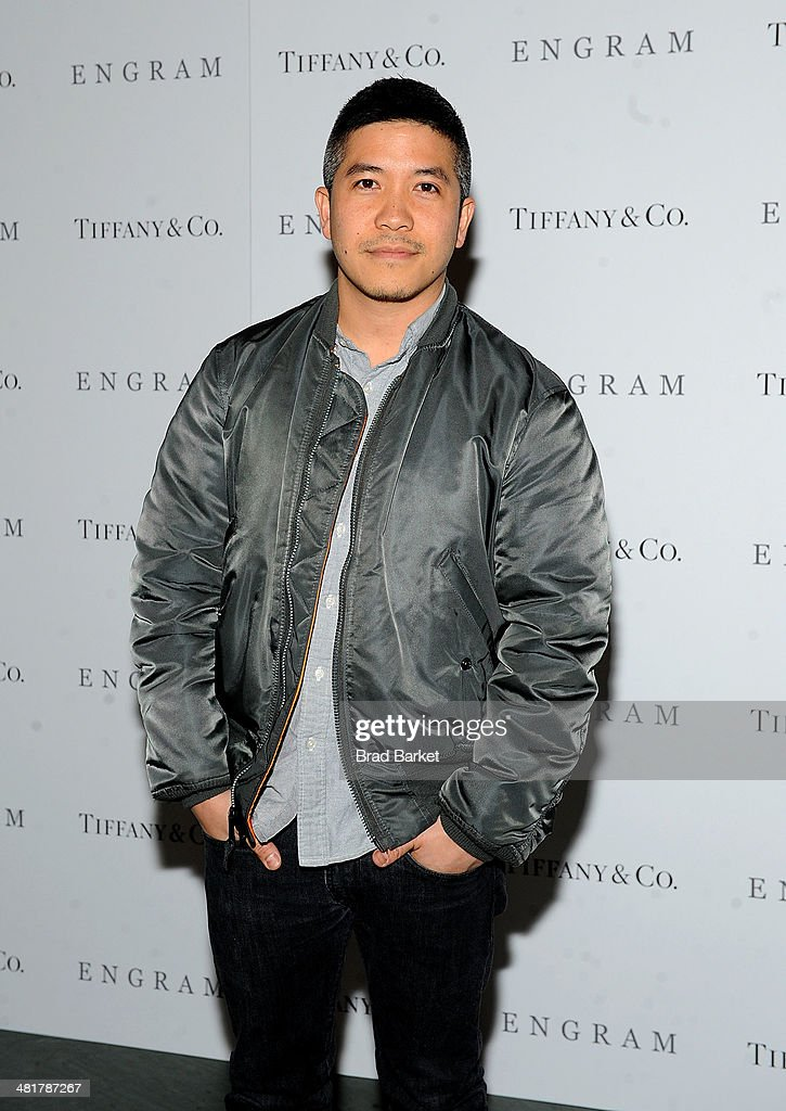 Thakoon Panichgul attends the 'ENGRAM' screening at Museum of Modern Art on March 31, 2014 in New York City.