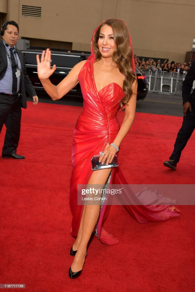 The 20th Annual Latin GRAMMY Awards - Red Carpet : News Photo