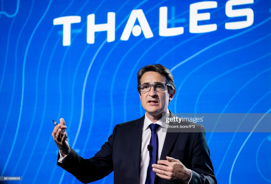 Thales : Shareholders' Meeting In Paris