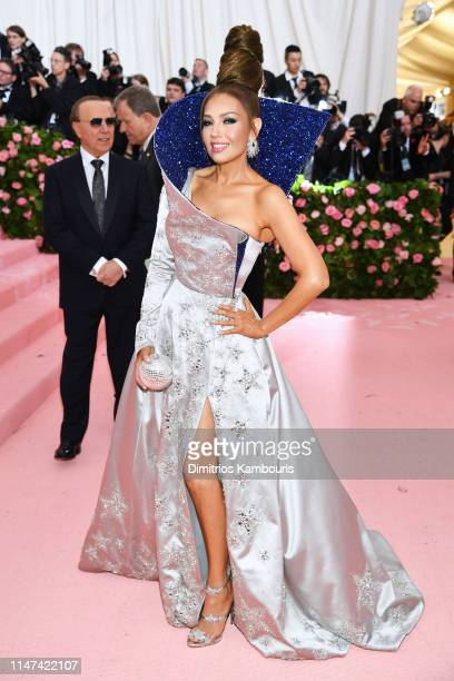 Thalia attends The 2019 Met Gala Celebrating Camp Notes on Fashion at Metropolitan Museum of Art on May 06 2019 in New York City