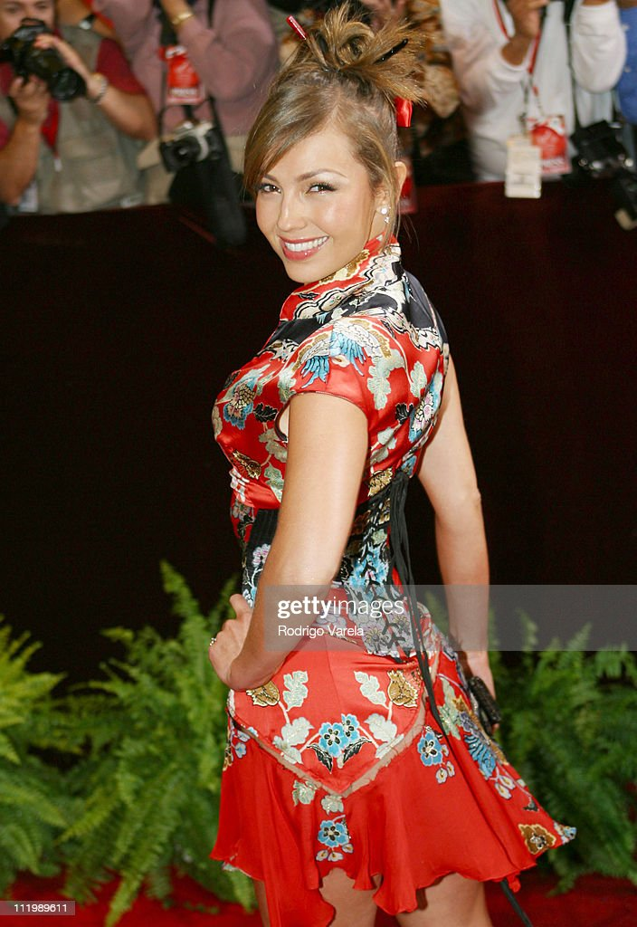 "2003 ""Premio Lo Nuestro"" - Arrivals : News Photo"