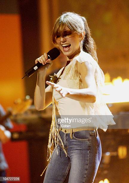 Thalia during 3rd Annual Latin GRAMMY Awards Rehearsals Day 2 at The Kodak Theatre in Hollywood California United States