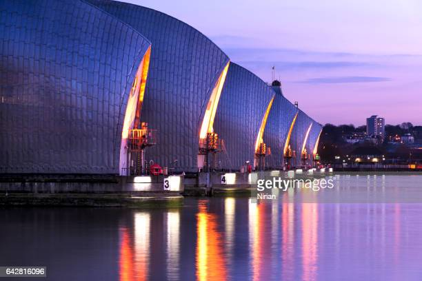 Thames Barrier-Sperrwerk