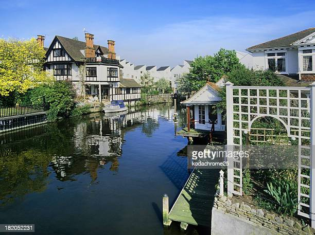 thames - buckinghamshire stock pictures, royalty-free photos & images