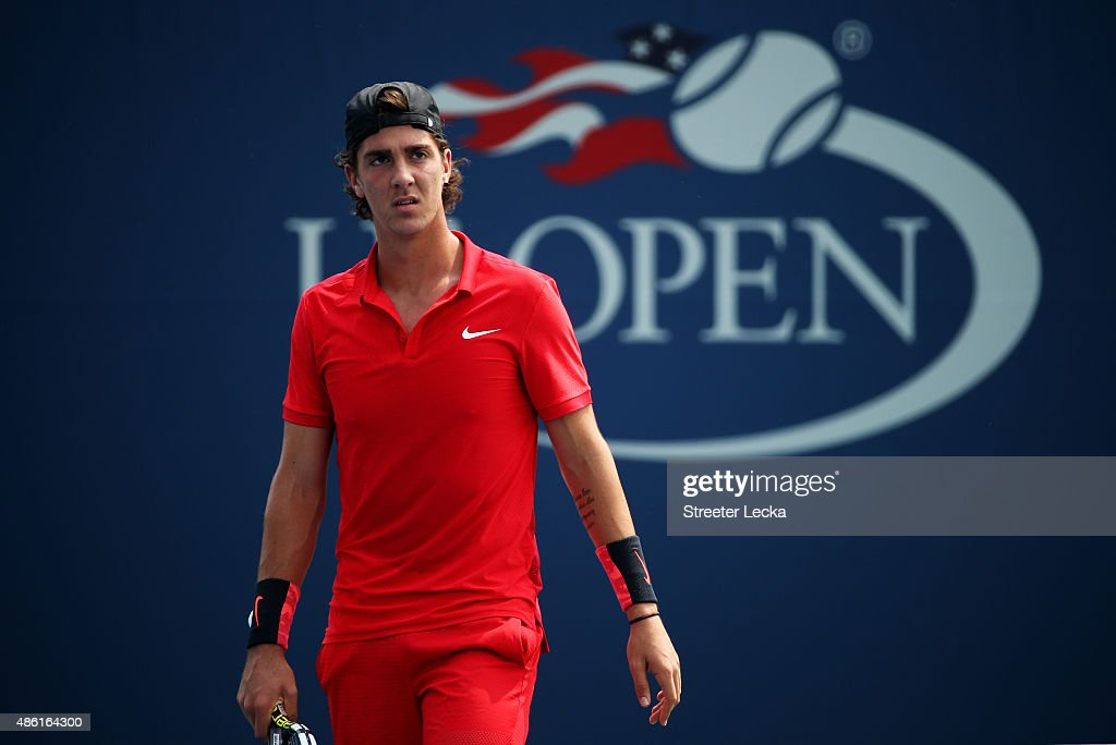 2015 U.S. Open - Day 2 : News Photo