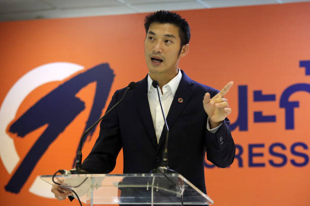 THA: Former Opposition Party Leader Thanathorn Responds To Defamation Charges