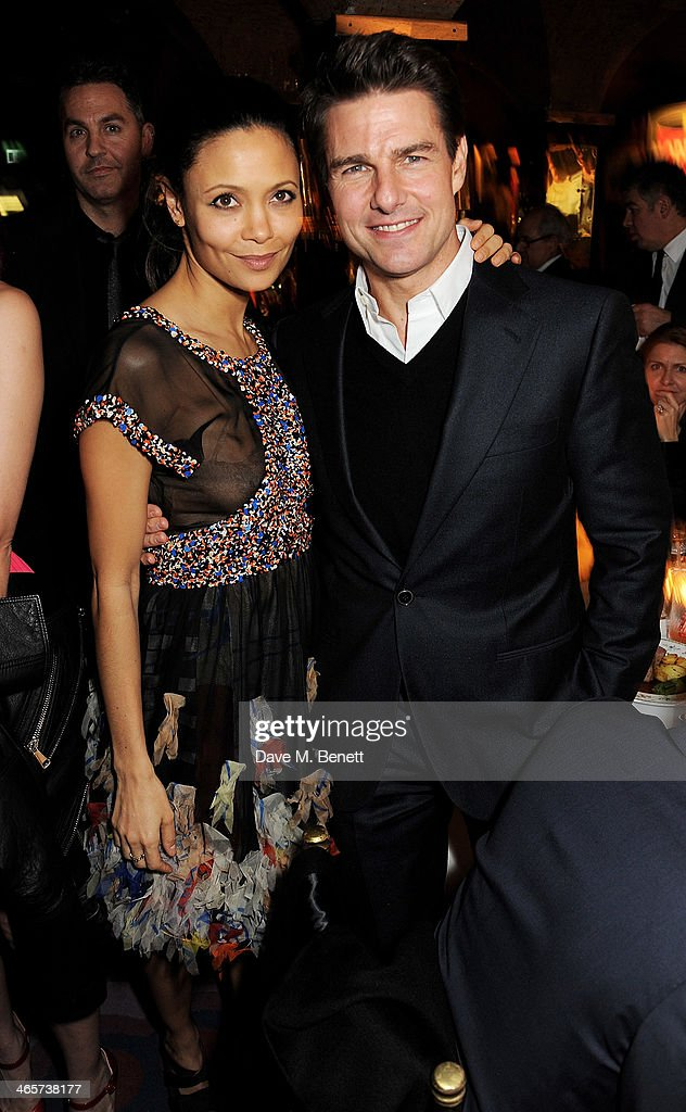 The Charles Finch and Chanel Pre-BAFTA Cocktail Party and Dinner : News Photo