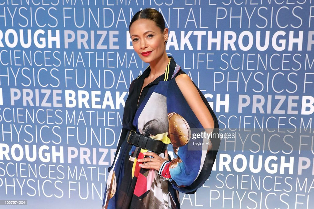 7th Annual Breakthrough Prize Ceremony - Arrivals : News Photo