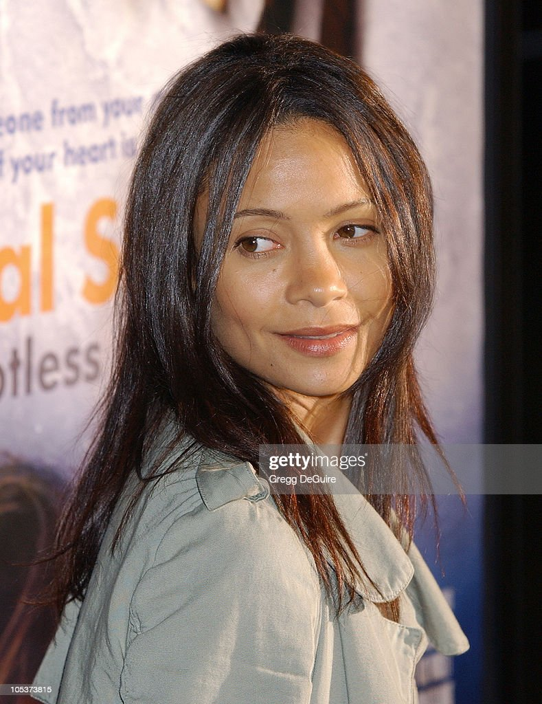Thandie Newton during 'Eternal Sunshine Of The Spotless Mind' - Los Angeles Premiere at Academy Theatre in Beverly Hills, California, United States.