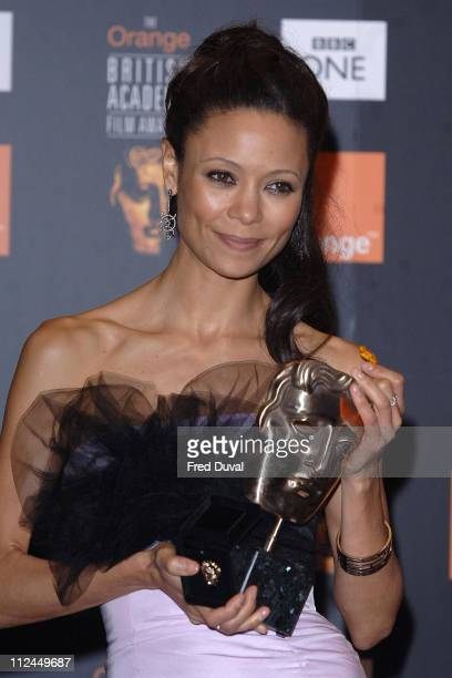 Thandie Newton winner of Best Actress in Supporting Role for 'Crash'