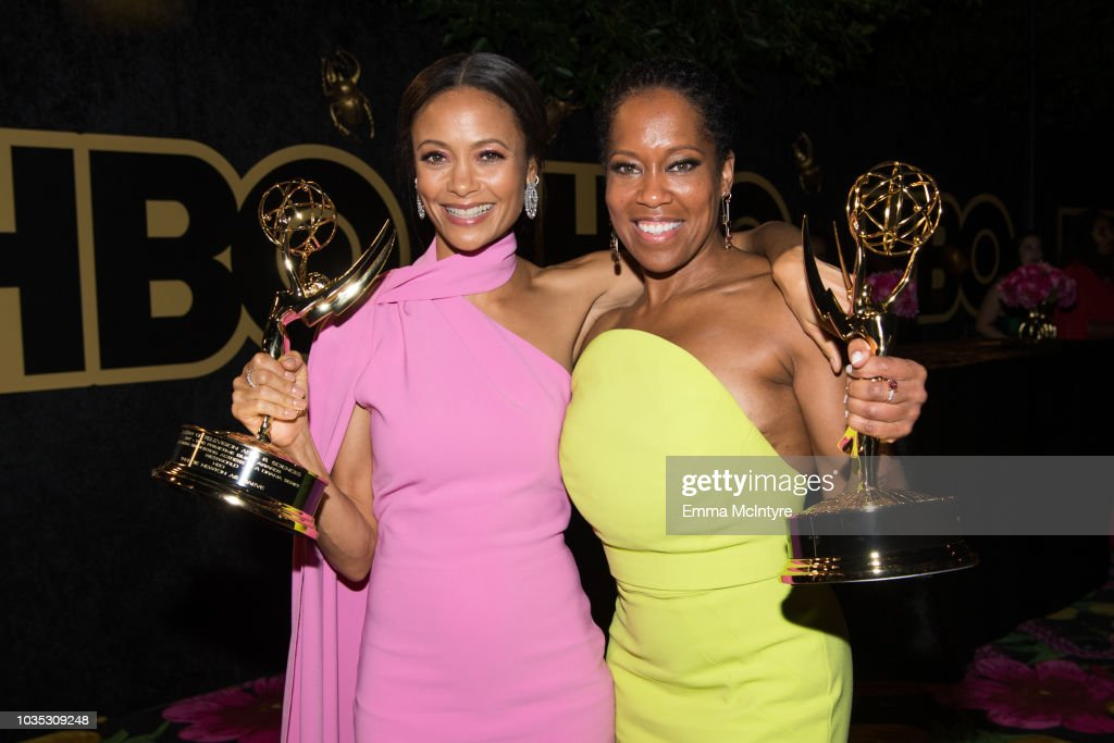 HBO's Post Emmy Awards Reception - Inside