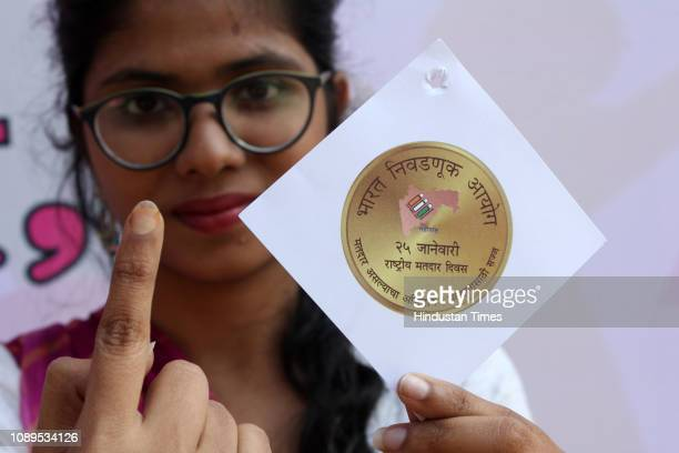 Thane collectorate department gears up for the voting awareness among the citizens and young voters for the coming Lok Sabha elections at Gadkari...