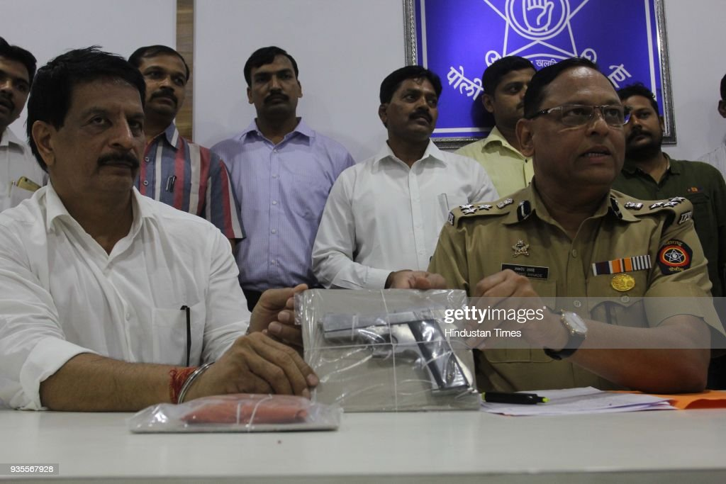 Thane Extortion Cell Arrested Four Accused Of Corporator Sandeep Pawar