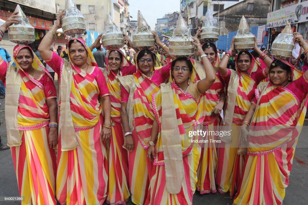 People Celebrate Mahavir Jayanti With Fervour : News Photo