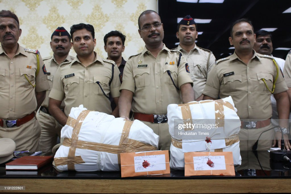 IND: Thane Rural Police Arrested Two With 25kg Ephedrine In Thane