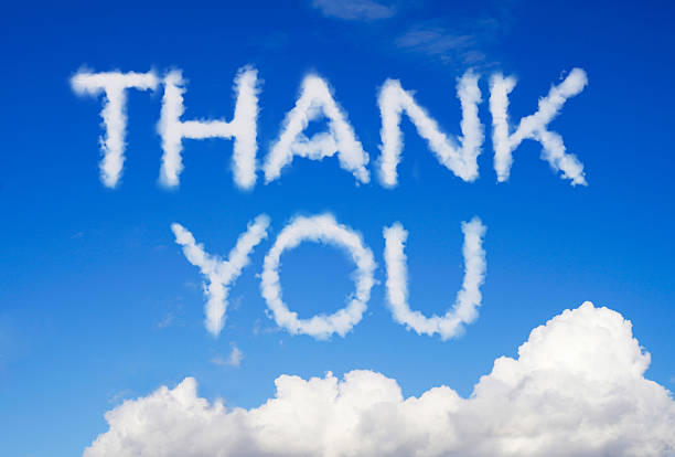 Free thank you images pictures and royalty free stock photos thank you message in the sky thecheapjerseys Image collections