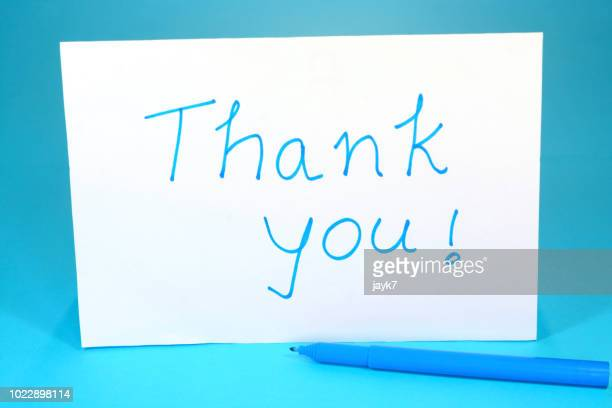 thank you - thank you stock pictures, royalty-free photos & images