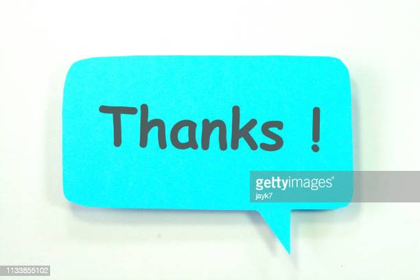 thanks - thanks quotes stock pictures, royalty-free photos & images