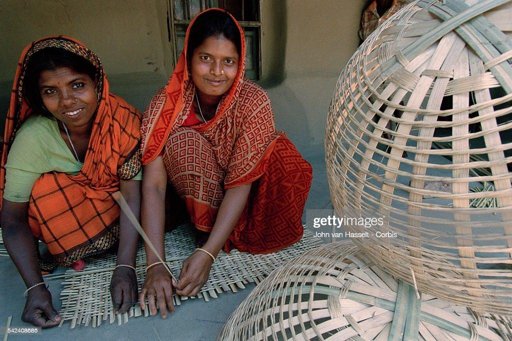 Microcredit in Bangladesh : News Photo