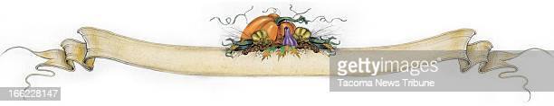 Thanksgiving banner The News Tribune /Tribune News Service via Getty Images