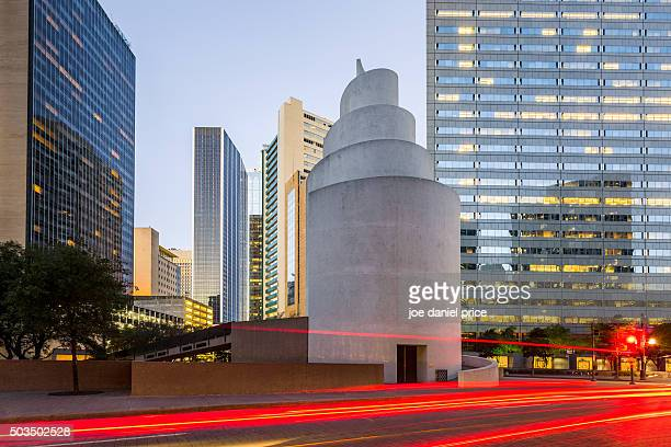 Thanksgiving Chapel, Dallas, Texas, America
