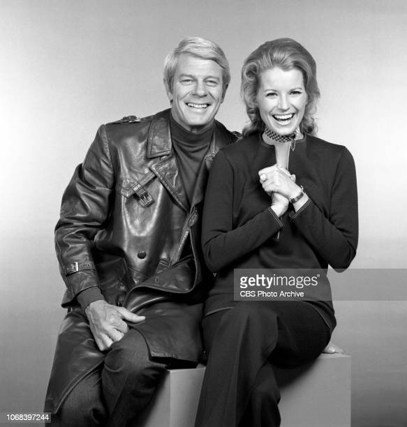 Thanksgiving Day Parade coverage to be hosted by CBS television talent Peter Graves and Julie Sommars Graves portrays Mr Phelps on Mission Impossible...