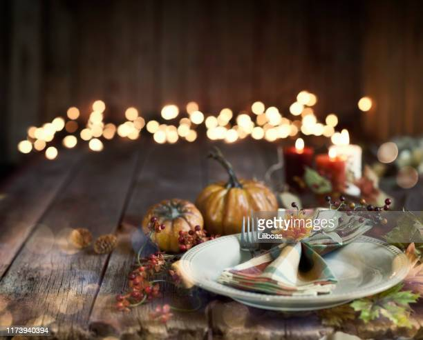 thanksgiving dining - thanksgiving wallpaper stock photos and pictures