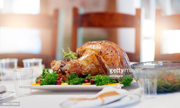 thanksgiving dinner - canadian thanksgiving stock pictures, royalty-free photos & images