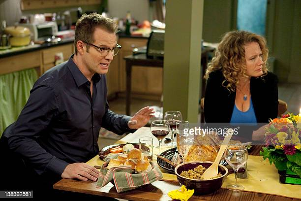 HEROES Thanksgiving Episode 411 Air Date Pictured Jack Coleman as HRG Ashley Crow as Sandra