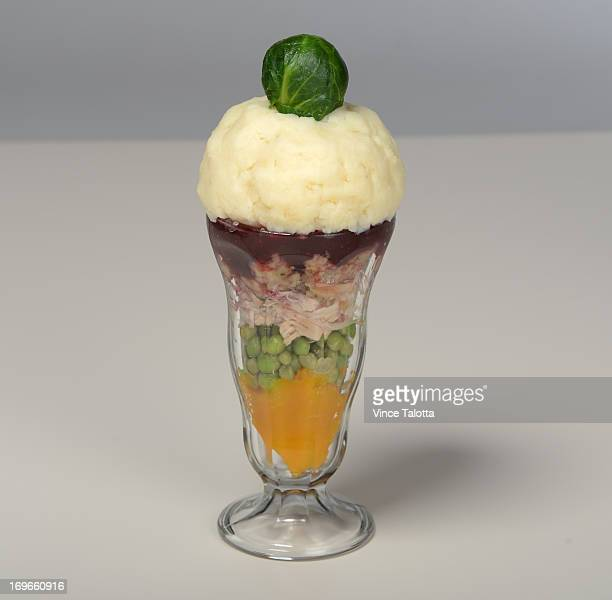 Thanksgiving Life cover of turkey parfait on Sep 24 2012