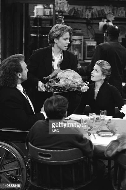YEARS A Thanksgiving Story Episode 11 Air Date Pictured Bob Golic as Michael Rogers Jonathan Brandis as himself Anne Tremko as Leslie Burke Photo by...