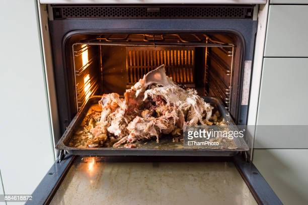 thanksgiving turkey leftovers - thanksgiving leftovers stock photos and pictures