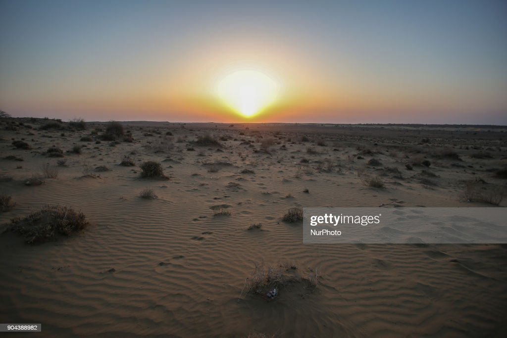 Thar Desert or The Great Indian Desert is the world`s 18th largest desert and covers 10% of India Thar desert lies between India and Pakistan In...
