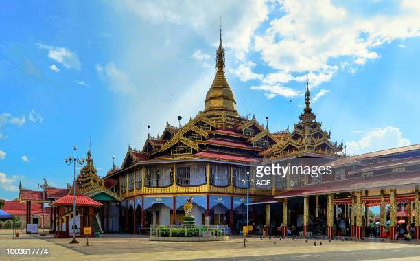 Thar Lay village Phaung Daw Oo pagoda is the most highly revered monastery in the Inle Lake area It houses five ancient images of the Buddha that are...