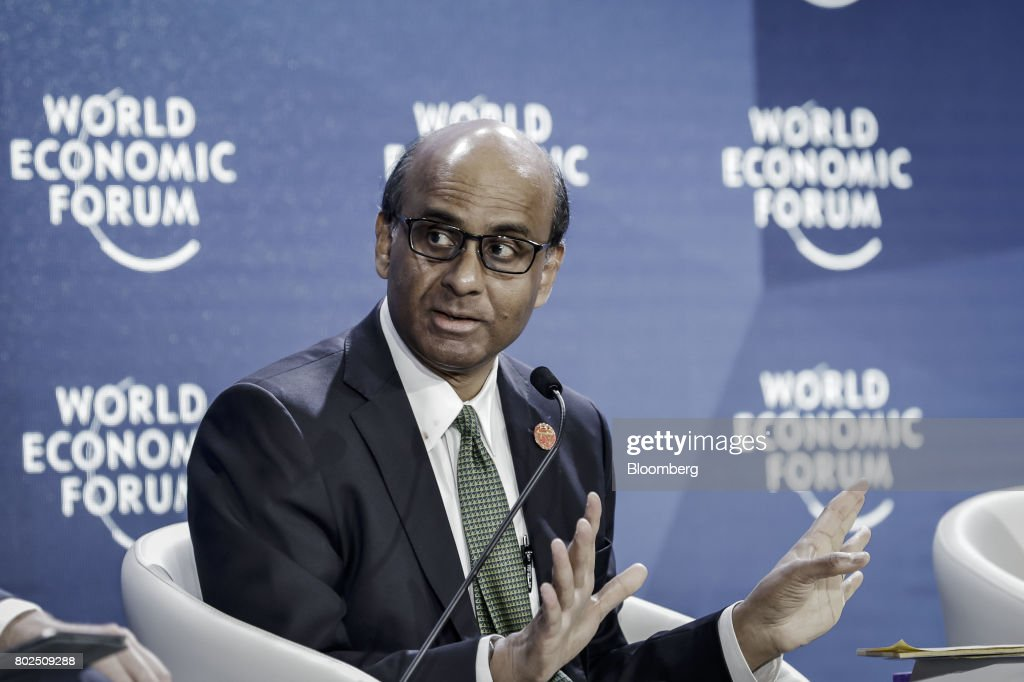 Key Speakers at the WEF Annual Meeting of the New Champions : News Photo