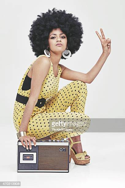African American 70s Fashion Stock Photos and Pictures ...