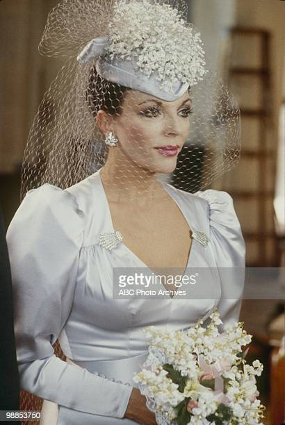 DYNASTY 'That Holiday Spirit' which aired on December 19 1984 JOAN