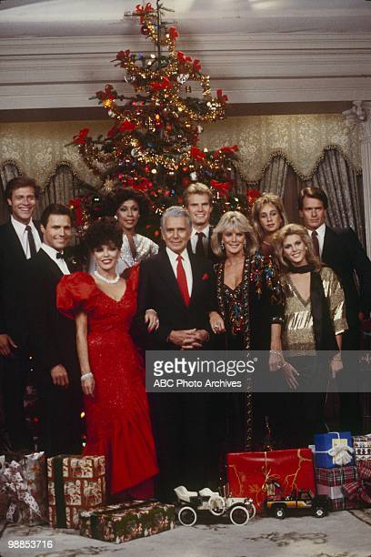 DYNASTY 'That Holiday Spirit' which aired on December 19 1984 JOHN