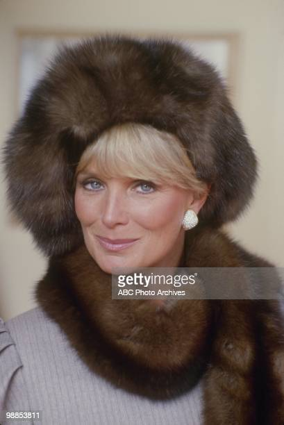 DYNASTY 'That Holiday Spirit' which aired on December 19 1984 LINDA