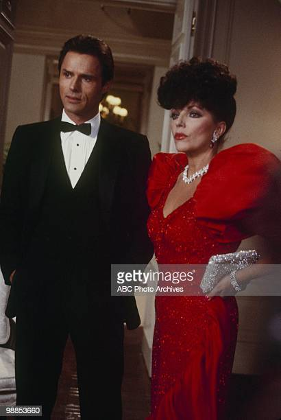 DYNASTY 'That Holiday Spirit' which aired on December 19 1984 MICHAEL