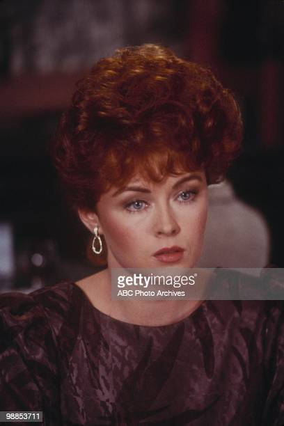 DYNASTY 'That Holiday Spirit' which aired on December 19 1984 SUSAN
