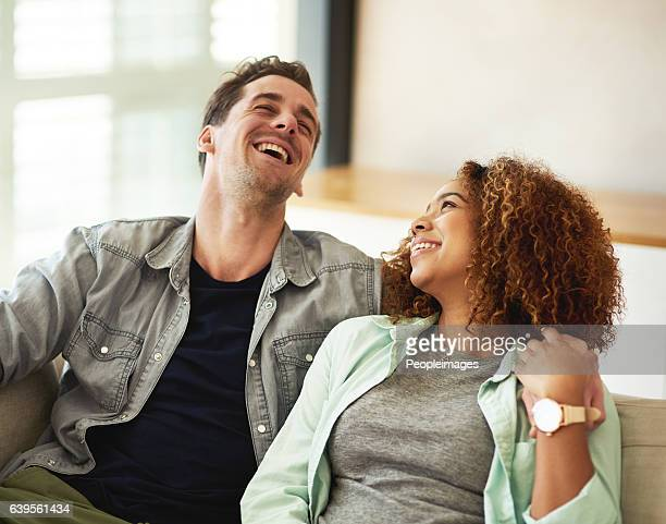 that is hilarious - peopleimages stock pictures, royalty-free photos & images