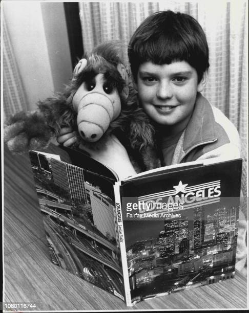 That lovable TV alien Alf could soon be sporting an Aussie hat if Sydney youngster Nathan Garnett has his wayNathan of Beecroft won The Sun's Alf...