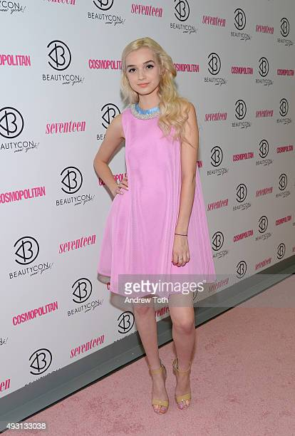 That Poppy attends the 2nd Annual Beautycon New York City Festival at Pier 36 on October 17 2015 in New York City