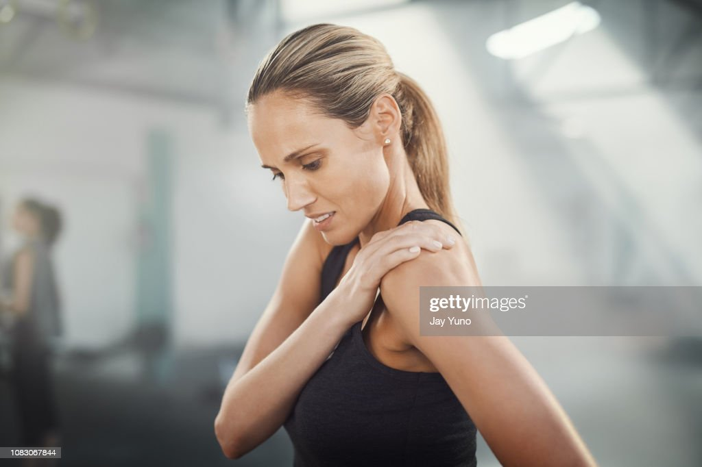 That really hurts : Stock Photo