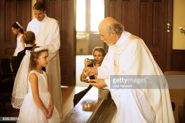 SHOOTER 'That'll Be the Day' Episode 208 Pictured Lexy Kolker as Mary Swagger Shantel Vansanten as Julie Swagger Tony Amendola as Father Dominguez